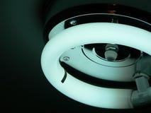 Una luz retra de la cocina imagen de archivo
