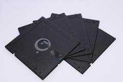Una más vieja generación del disco de computers2 Imagenes de archivo