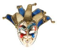 Una máscara de Venecia Foto de archivo