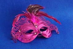 Una máscara del carnaval Imagen de archivo libre de regalías