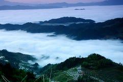Una mañana en Ziquejie Fotografía de archivo libre de regalías