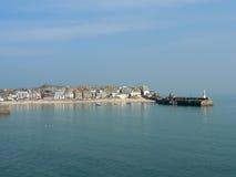 Una mañana hermosa del St Ives Fotos de archivo libres de regalías