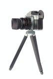 una macchina fotografica da 35 millimetri Fotografia Stock Libera da Diritti