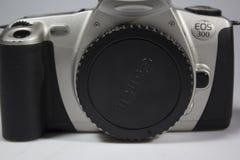 Una macchina fotografica di Canon Fotografia Stock Libera da Diritti