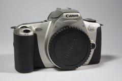 Una macchina fotografica di Canon Fotografie Stock Libere da Diritti