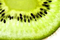 Semi del kiwi Immagini Stock