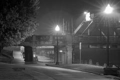 Una madrugada en Stillwater Imagen de archivo