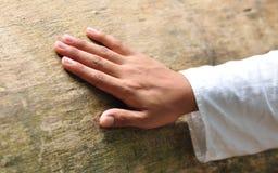 Una mano Foto de archivo