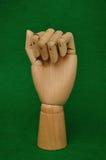 Una mano del maniquí Fotos de archivo