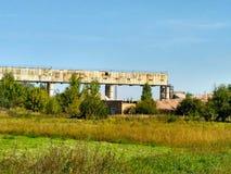 Una mina abandonada fotografía de archivo libre de regalías