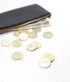 una moneta da 500 Yen immagine stock libera da diritti
