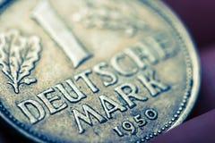Segno tedesco Fotografie Stock