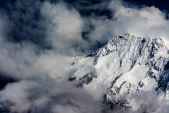 Una montagna dell'Himalaya Immagine Stock Libera da Diritti