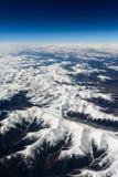 Una montagna dell'Himalaya Fotografie Stock Libere da Diritti