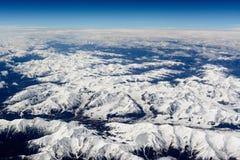 Una montagna dell'Himalaya Fotografia Stock Libera da Diritti