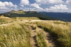 una montagna di 2 paesaggi Immagine Stock Libera da Diritti