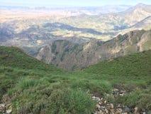 Una montagna piacevole in Kurdistan Immagine Stock Libera da Diritti