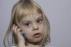 Una muchacha Imagen de archivo libre de regalías
