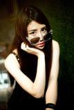 Una muchacha china Fotos de archivo