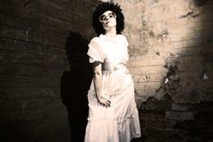Una muchacha hermosa Imagen de archivo