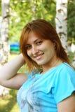 Una muchacha hermosa Fotos de archivo