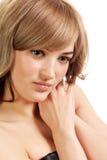 Una muchacha hermosa joven Imagenes de archivo
