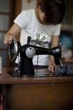 Una mujer china Imagen de archivo libre de regalías