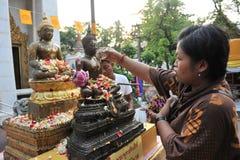 Año Nuevo tailandés - Songkran Imagen de archivo