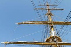 Una nave alta Immagine Stock Libera da Diritti