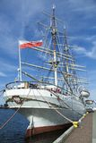 Una nave di cento anni Immagine Stock