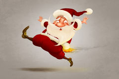 Una Navidad caliente Imágenes de archivo libres de regalías