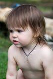 Una neonata Fotografia Stock Libera da Diritti