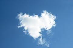 Una nube Fotografie Stock Libere da Diritti