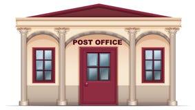 Una oficina de correos Foto de archivo libre de regalías