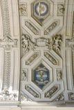 Una opinión exterior del primer de los Dom berlineses, también conocida como Berlin Cathedral en la ciudad histórica de Berlín en imagen de archivo