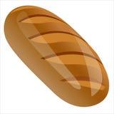 Una pagnotta di pane Immagine Stock