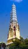 Una pagoda Fotografia Stock Libera da Diritti