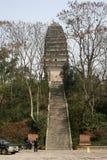Una pagoda del cinese tradizionale Fotografia Stock Libera da Diritti