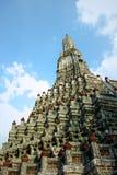 Una pagoda enorme Immagini Stock Libere da Diritti