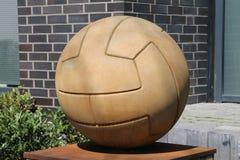 Una palla Fotografia Stock
