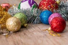 una palla da 2018 nuovi anni Fotografie Stock