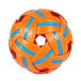 Una palla del takraw del sepak Fotografia Stock