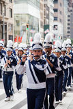 Una parata di 2014 feste del lavoro a New York Immagine Stock