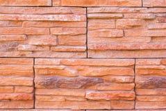 Una pared de la piedra natural Imagen de archivo libre de regalías