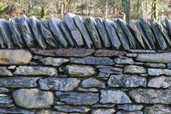 Una pared de piedra Imagenes de archivo