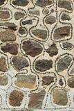 Una pared de piedra foto de archivo libre de regalías