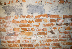 Una pared del ladrillo y de bloques Imagenes de archivo