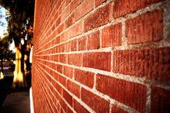 Una parete Fotografie Stock