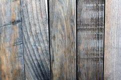 Una parete di legno Fotografia Stock