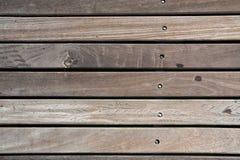 Una parete di legno fotografia stock libera da diritti